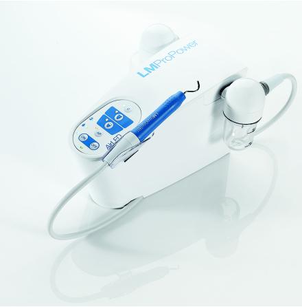 Tandstensskrapa LM-ProPower UltraLED, vattenanslutning
