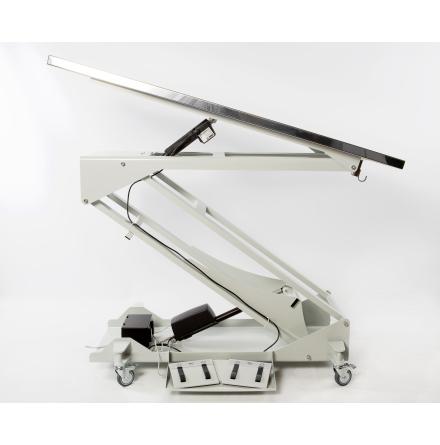 Operationsbord elektriskt med tilt 56x140cm R.F