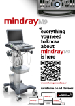 Mindray M9 Main Unit