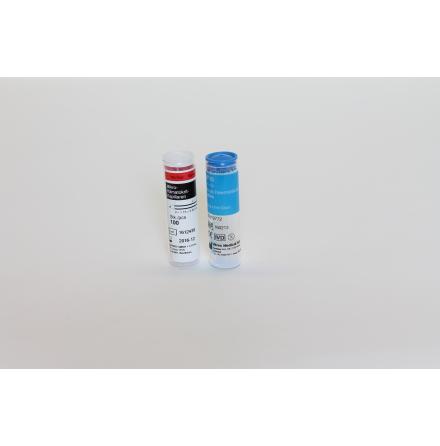 Hematokritrör red tip /100 med heparin