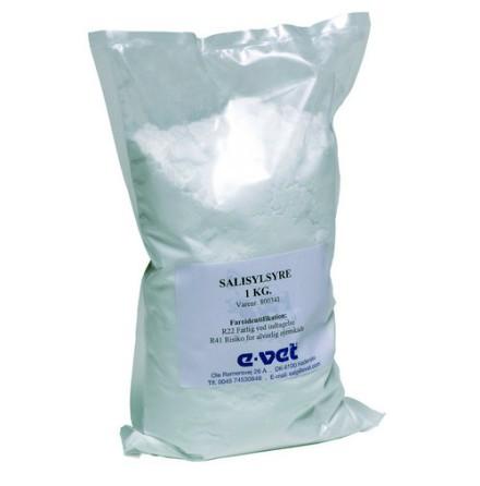 Salicylsyra 1 kg påse standard