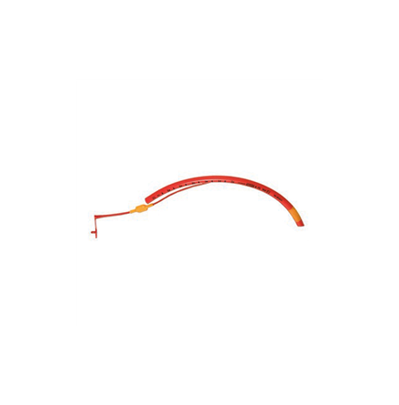 Trachealtub gummi med kuff 8,0mm