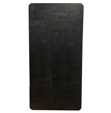 Gummiplatta till bord 60x150 cm