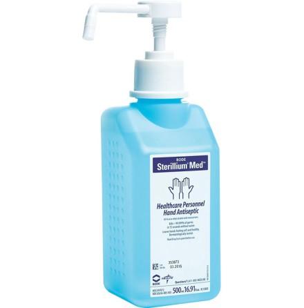 Sterillium med 500 ml med pump