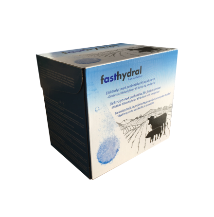 Fast-Hydral 2tabletter/fp