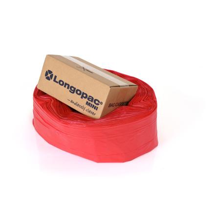 Longopac Mini Röd Standard 60m