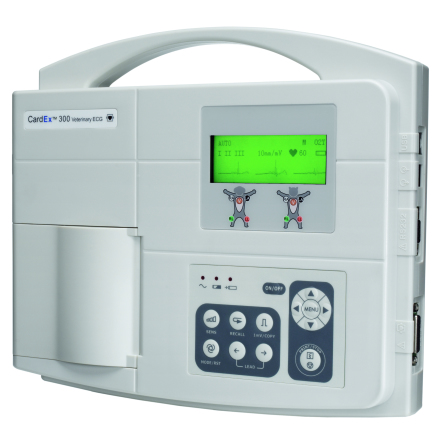 EKG apparat Cardex 300 Vet