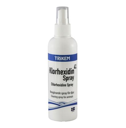 Trikem Vet Klorhexidin spray 200ml