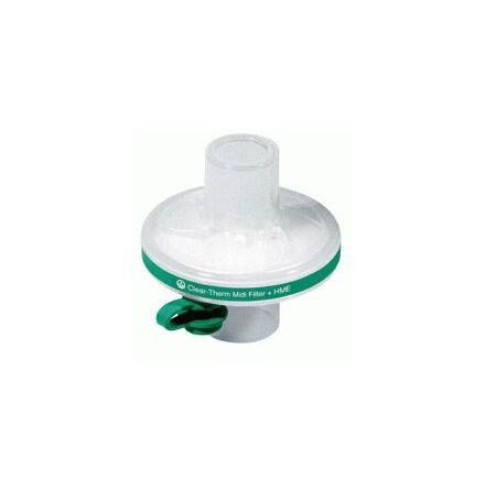 Fukt och värmefilter Mini för Trachealtub 22F-22M/15F