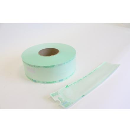Sterilpåse plan 75 x 300 mm/100