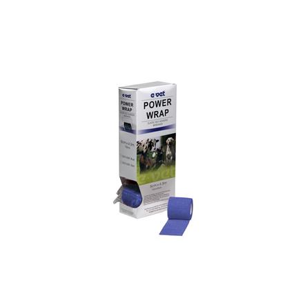 E-Power Wrap blå 5cm
