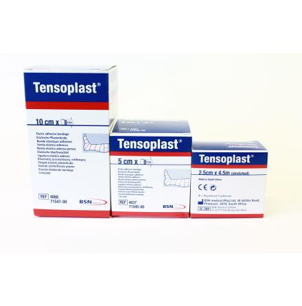 Tensoplast 2,5cmx4,5m